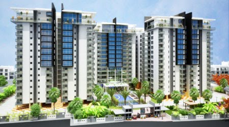 Apartments-Flats in Bangalore - ALOHA, Jalahalli